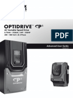 Optidrive P2 Advanced User Guide Rev 1.00 (2)