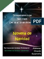 Poster San Esteban