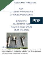 Informe de Inyectores 4
