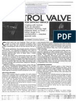 Driskell - Select the Right Control Valve