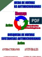 Busqueda de Sustancias Antimicrobianas
