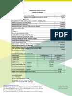 Inspection Price List Xtc2018