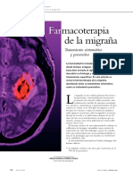 Farmacoterapia de la Migraña