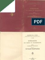 Separatori Campali Per Telefonia Multipla (1938)
