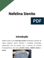 Nefelina Sienito