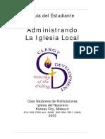 Administrando la Iglesia Local.pdf