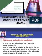 Consulta Farmaceutica RAM 2017