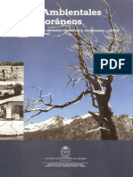 Principios ambientales como reglas de organización para el cuidado, la vida, la conservación y el futuro (Mesa)