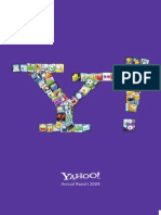 Yahoo Annual Report 1