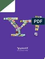 Yahoo Annual Report 1