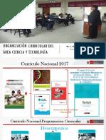 Organizacion Curricular Cyt 2018 Filmac 1