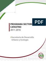 ProgSec Catastro