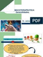 FARMACOTERAPEUTICA - GENERALIDADES (1)
