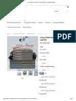 Cisco Platinum CCNA & CCNP Lab Kit - CertificationKits