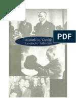 Atatürk'ün Yazdığı Geometri Klavuzu