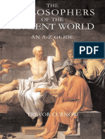 Trevor Curnow - The Philosophers of the Ancient World_ an a-Z Guide (2011, Bristol Classical Press)