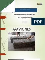 DIAPO Trabajo de Gaviones