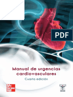 Manual de Ugencias Cardiovasculares. Chavez - 4e. 2012