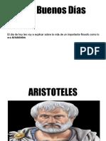 FILOSOFIA (ARISTOTELES)