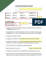 Jesse Fielder-Coleman Financials template Completed.xlsx