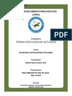 terea 2 de Teoria Psicologicas Actuales.docx