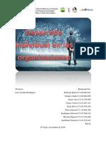 Trabajo de Desarrolo Individual en Las Organizaciones