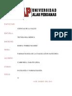 Farmacologia de La Coagulacion Sanguinea 1
