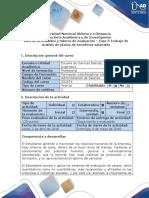 Guía de Actividades y Rúbrica de Evaluación de La Fase 3 – Trabajo de Análisis de Planes de Beneficios Salariales