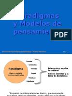 Paradigmas y Modelos