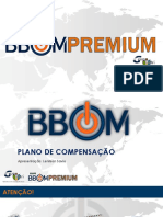 BBOMPREMIUM - Plano de Marketing