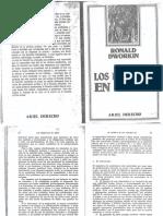 (4) DWORKIN. LOS DERECHOS EN SERIO. EL MODELO DE NORMAS. EL POSITIVISMO.pdf