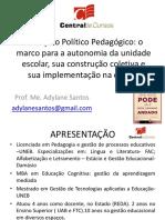 Projeto Político Pedagógico 1