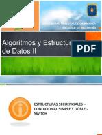 AEDI - 01 - Estructuras Secuenciales
