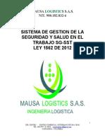 Sistema de Gestion Dela Seguridad y Salud en El Trabajo (1)