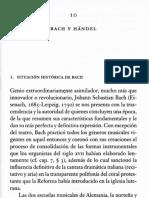 - MILA - Bach y Handel