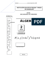 ALGEBRA 1 B