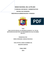 Tesis Nivel de Rotación de Los Asesores de Negocio 1-4 Final