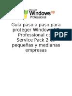 Guia de Fallas de Windows
