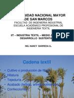Industria Textil- Ambiente y Desarrollo Sustentable