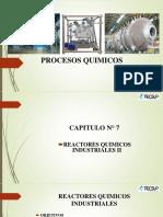 Clase 7 Reactores Quimicos Industriales II