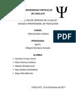 Informe Clinica