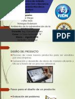 Diseño de Producto Procesos