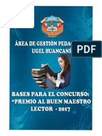 Bases Premio Buen Maestro Lector Oficial
