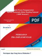 4. Tutorial Langkah - Langkah Pengoperasian Amr Terpusat v.4 20171117