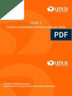 CLASE06_Organismos Medioambientales
