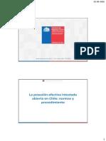 Capacitación Posesión Efectiva CHILE