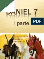 Daniel 7 (1ra Parte)