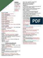 Funciones Aritméticas y Estadísticas