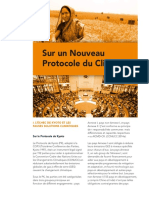 Ibon International - Policy Brief Nouveau Protocol Climate [Français]