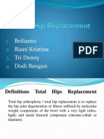 Total Hip Replacement Pp